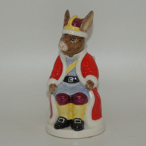 DB045 Royal Doulton Bunnykins King John