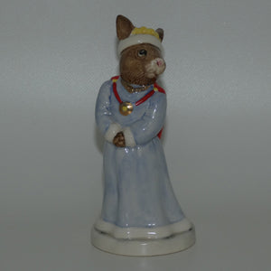 DB046 Royal Doulton Bunnykins Queen Sophie