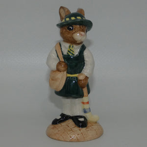 DB057 Royal Doulton Bunnykins Schooldays