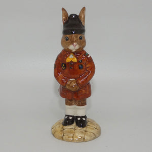 DB061 Royal Doulton Bunnykins Brownie