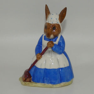 DB006 Royal Doulton Bunnykins Clean Sweep (no box)