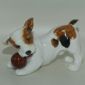 HN1103 Royal Doulton Character Dog with Ball