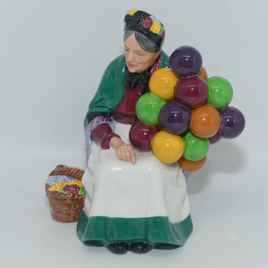 HN1315 Royal Doulton figure The Old Balloon Seller
