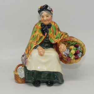 HN1492 Royal Doulton figure Old Lavender Seller