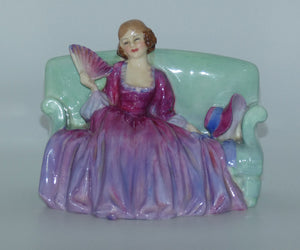 HN1589 Royal Doulton figure Sweet and Twenty (Small)