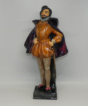HN1751 Royal Doulton figure Sir Walter Raleigh