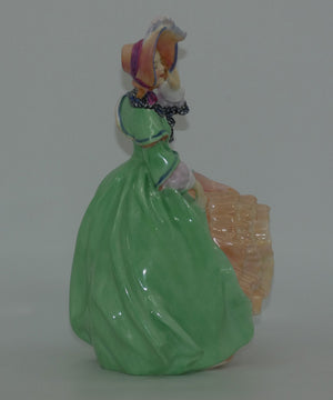 HN1923 Royal Doulton figure Spring Morning (Green)