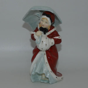 HN1936 Royal Doulton figure Miss Muffet (Red)