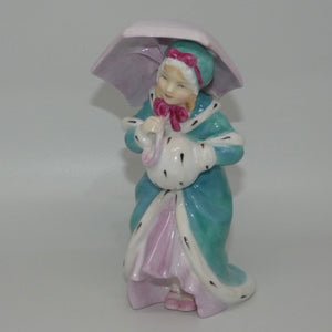 HN1937 Royal Doulton figure Miss Muffet (Green)