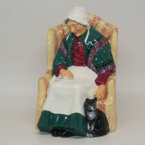 HN1974 Royal Doulton figure Forty Winks