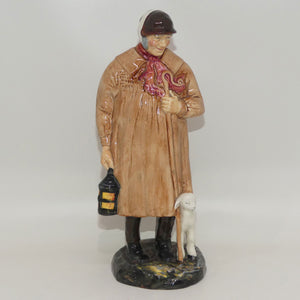 HN1975 Royal Doulton figure The Shepherd