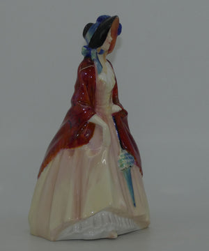 HN1988 Royal Doulton figure Paisley Shawl