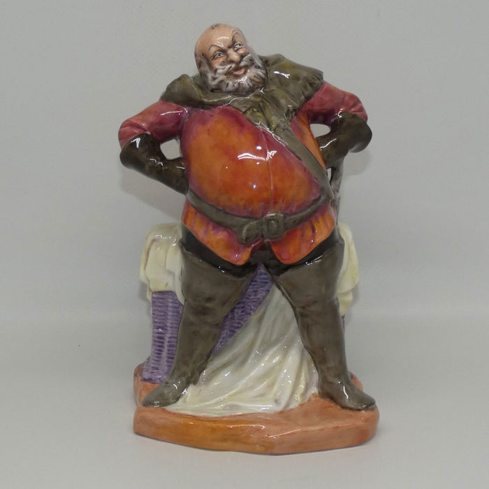HN2054 Royal Doulton figure Falstaff