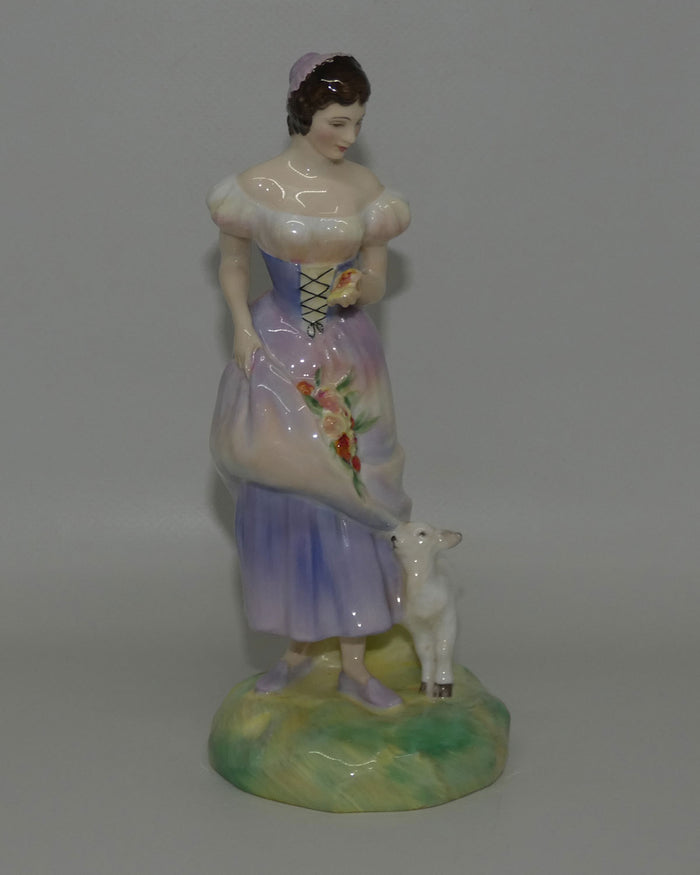 HN2085 Royal Doulton figure Spring