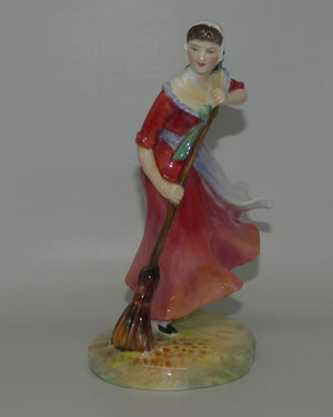 HN2087 Royal Doulton figure Autumn