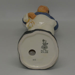 HN2096 Royal Doulton figure Fat Boy
