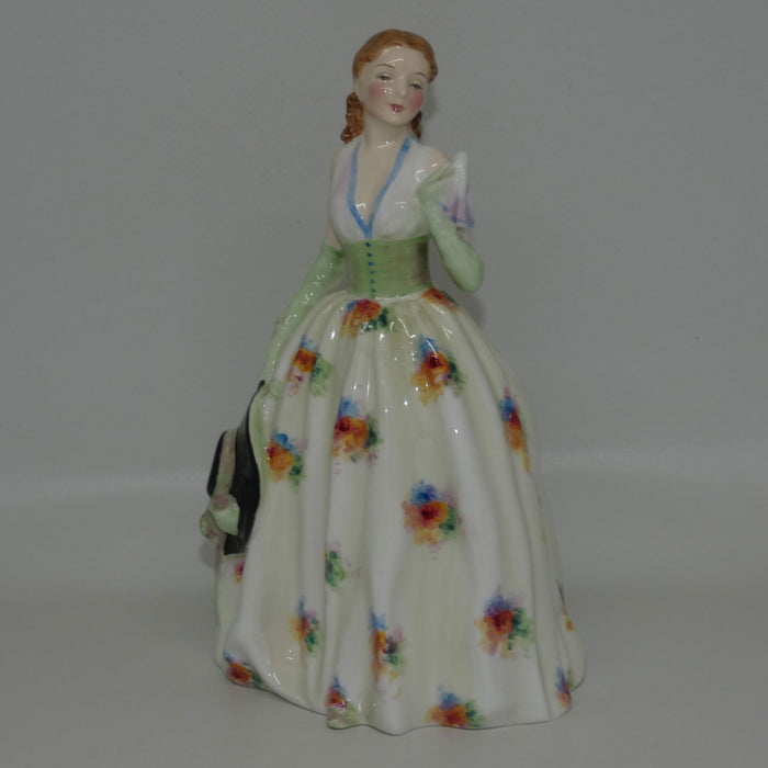 HN2112 Royal Doulton figure Carolyn