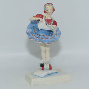 HN2115 Royal Doulton figure Coppelia