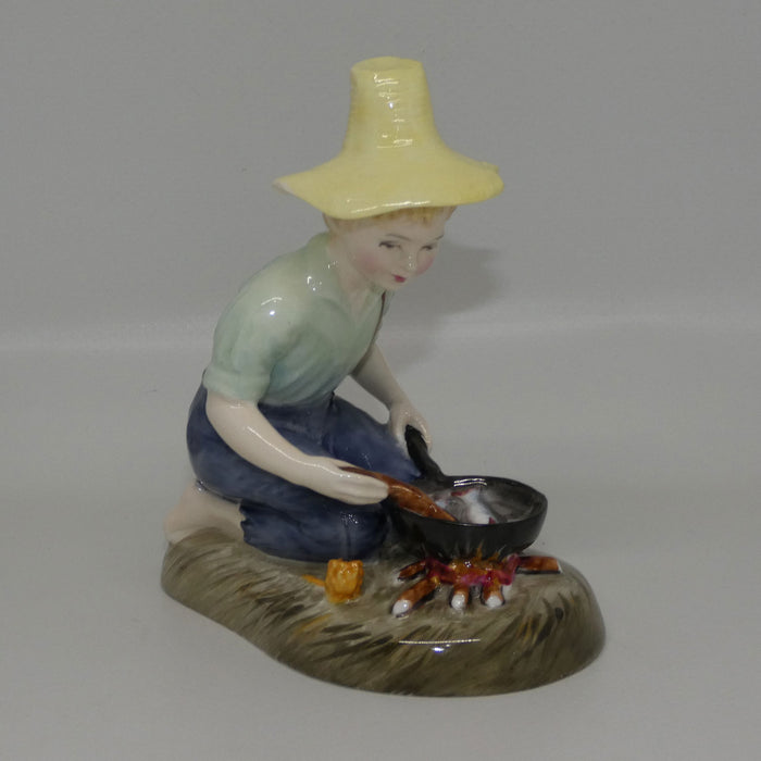 HN2128 Royal Doulton figure River Boy