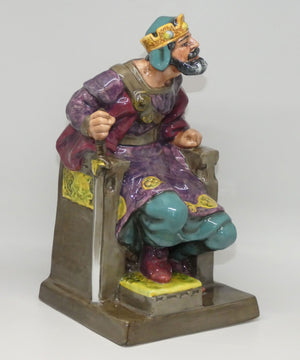 HN2134 Royal Doulton figure The Old King