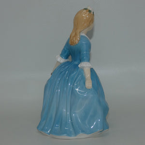 HN2154 Royal Doulton figure A Child from Williamsburg