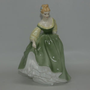 HN2193 Royal Doulton figure Fair Lady (Green)