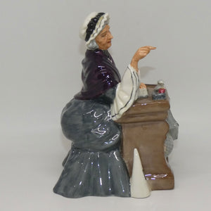 HN2223 Royal Doulton figure School Marm