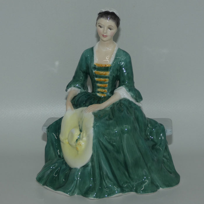 HN2228 Royal Doulton figure Lady from Williamsburg