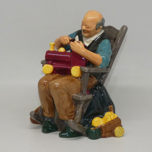 HN2250 Royal Doulton figure The Toymaker