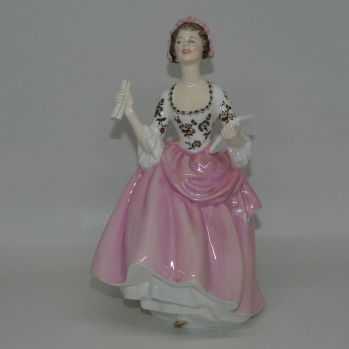 HN2266 Royal Doulton figure Ballad Seller