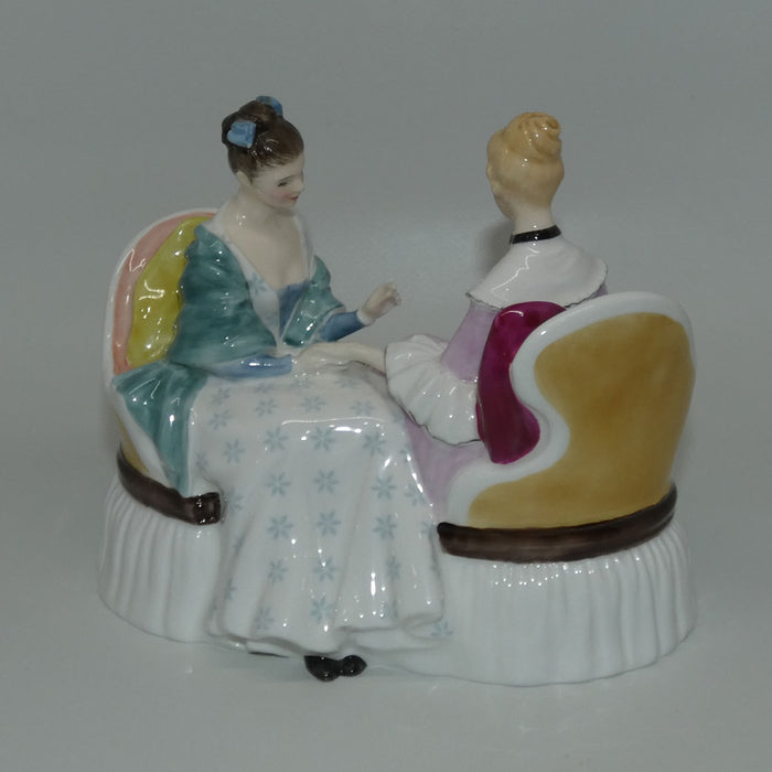 HN2276 Royal Doulton figure Heart to Heart
