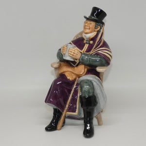 HN2282 Royal Doulton figure The Coachman