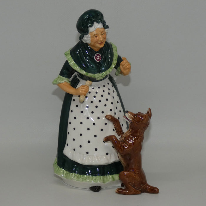 HN2314 Royal Doulton figure Old Mother Hubbard