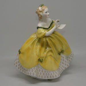HN2315 Royal Doulton figure The Last Waltz