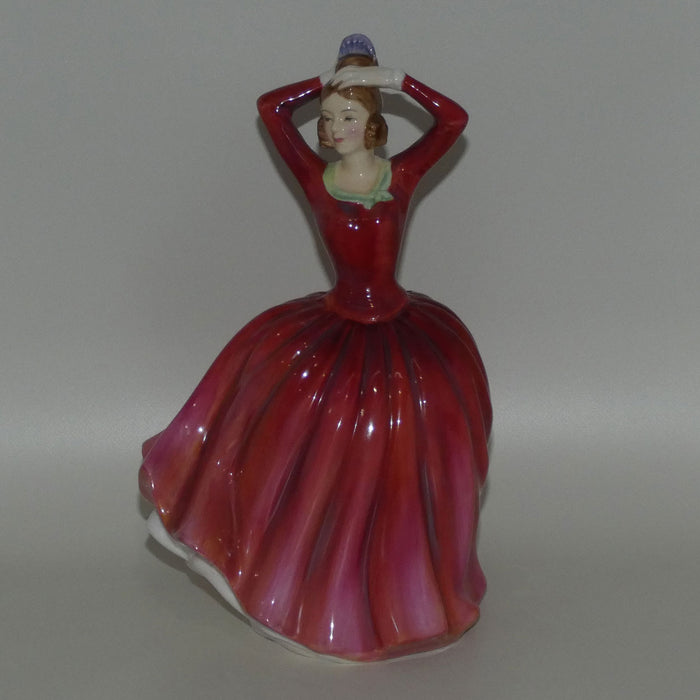 HN2327 Royal Doulton figure Katrina