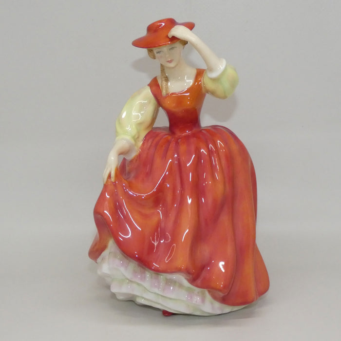 HN2399 Royal Doulton figure Buttercup (Red)