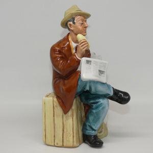 HN2683 Royal Doulton figure Stop Press