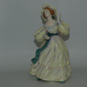 HN2723 Royal Doulton figure Grand Manner