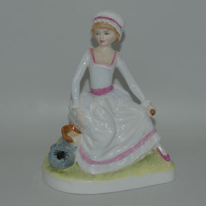 HN2727 Royal Doulton figure Little Miss Muffet