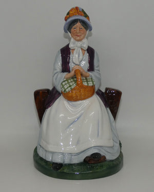 HN2728 Royal Doulton figure Rest Awhile