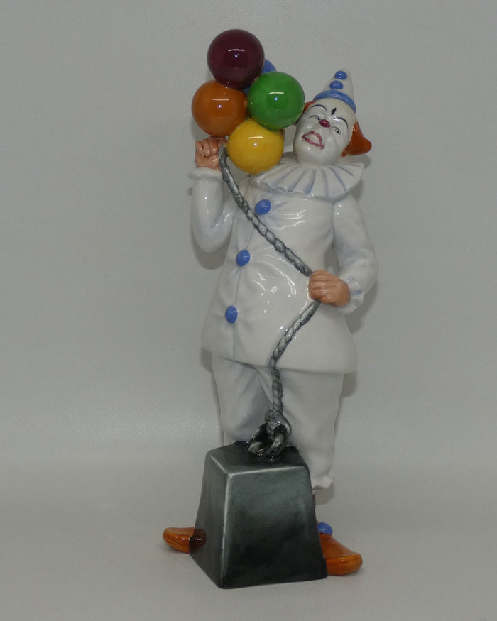HN2894 Royal Doulton figure Balloon Clown