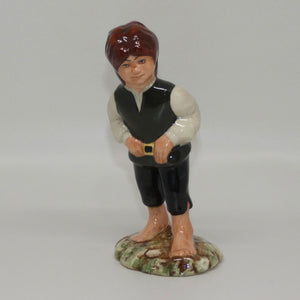 HN2912 Royal Doulton figure Frodo
