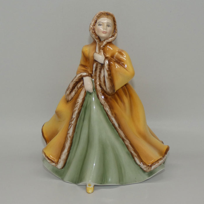 HN2919 Royal Doulton figure Rachel (Yellow)