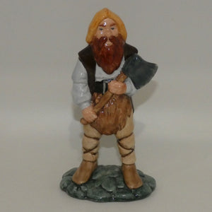 HN2922 Royal Doulton figure Gimli