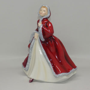 HN2936 Royal Doulton figure Rachel (Red)