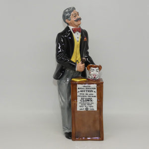 HN2988 Royal Doulton figure The Auctioneer