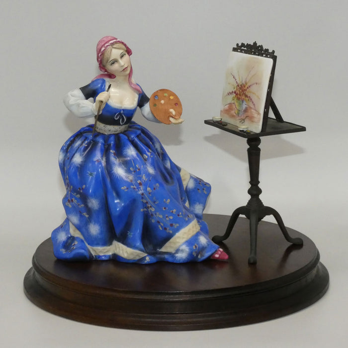 HN3012 Royal Doulton figure Painting