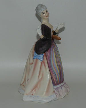 HN3040 Royal Doulton figure Flower Arranging