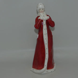 HN3060 Royal Doulton figure Wintertime