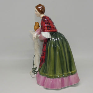 HN3144 Royal Doulton figure Florence Nightingale